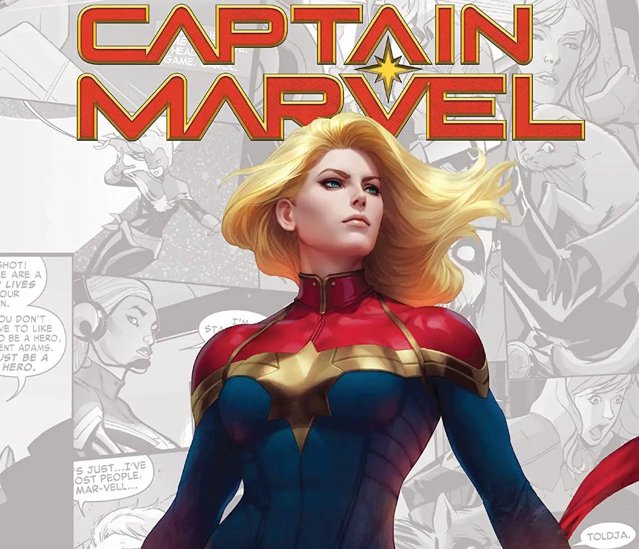'Marvel-Verse: Captain Marvel' review