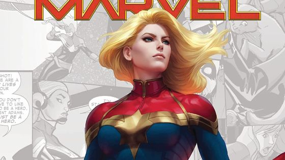 'Marvel-Verse: Captain Marvel' review