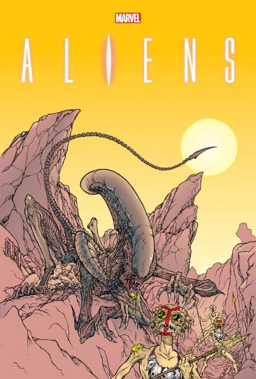 Aliens: The Original Years Omnibus' Vol. 2 to Earth in August 2021