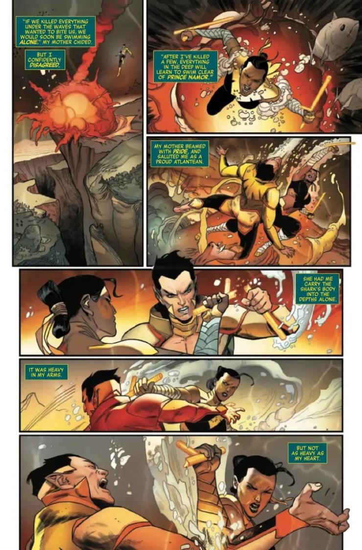 Marvel Preview: Avengers #42