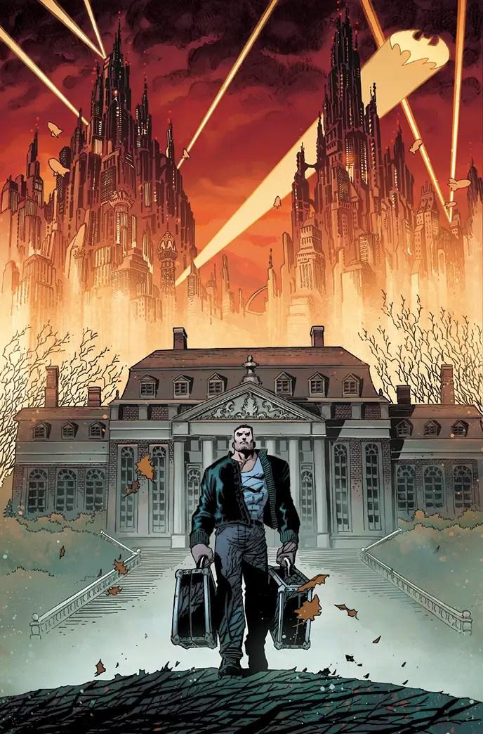 Batman gets new villains and allies in 'Batman: The Dark Knight' April 13th