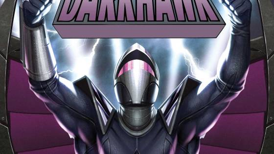 Marvel to celebrate Darkhawk's 30th anniversary with anthology one-shot