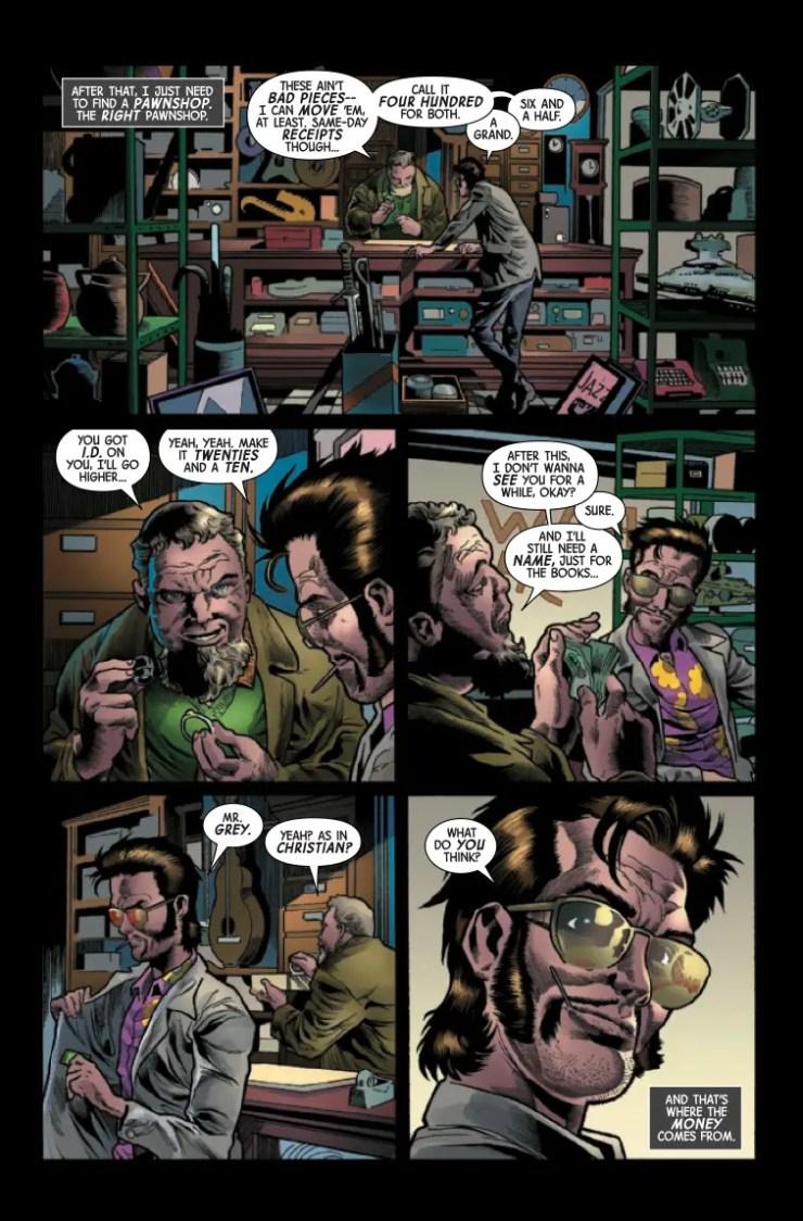Marvel Preview: Immortal Hulk #43