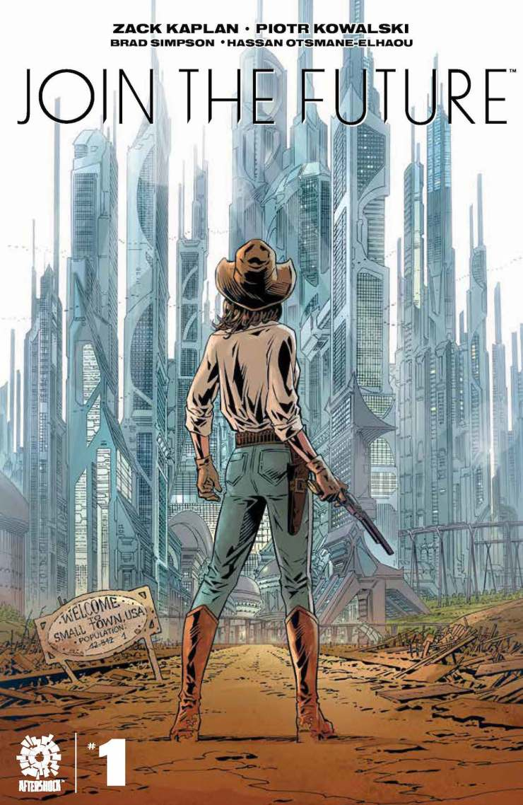 Join the Future Trade Paperback preview