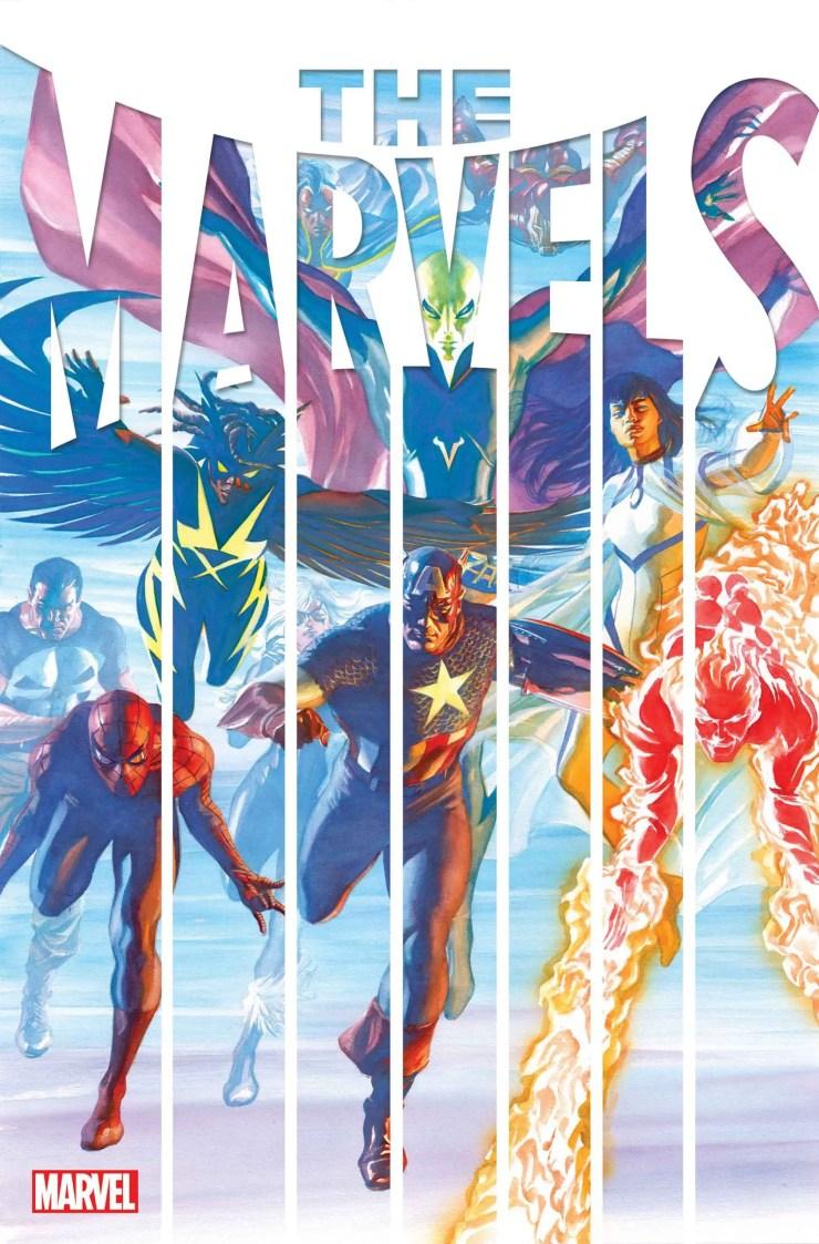 The Marvels #1 April 2021