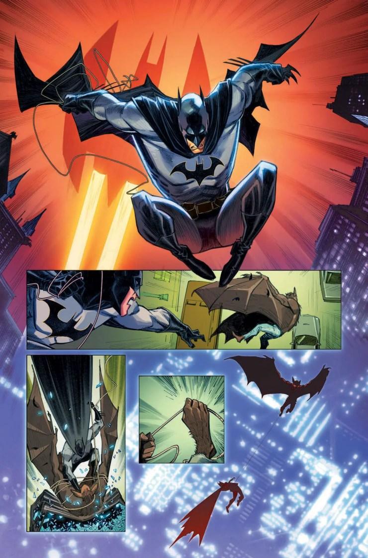 DC Comics First Look: 'Man-Bat' #1 out February 2nd