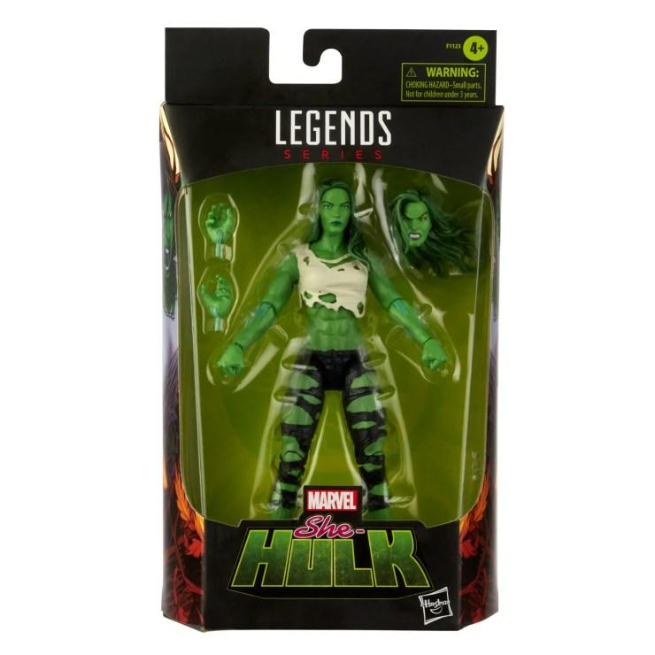 Marvel Legends She-Hulk 1