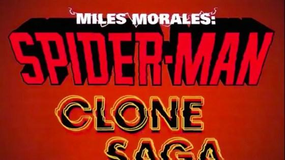 Marvel announces Miles Morales: Spider-Man Clone Saga