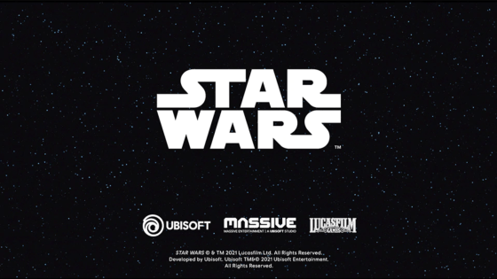 Lucasfilm Games and Ubisoft announce open-world Star Wars game