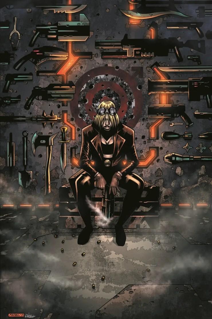 Kickstarter Alert: 'Space Bastards' Vol. 2 hardcover