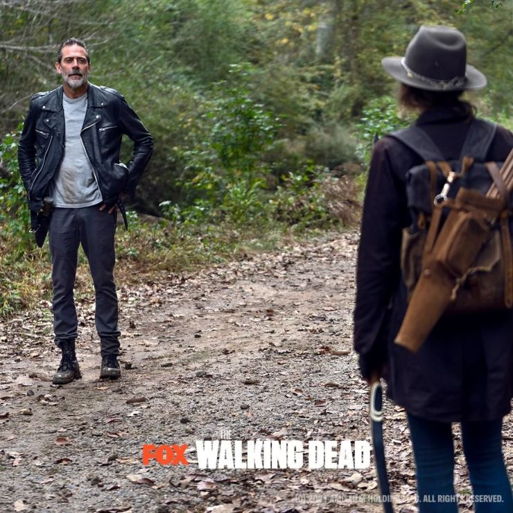 The Walking Dead promo 1