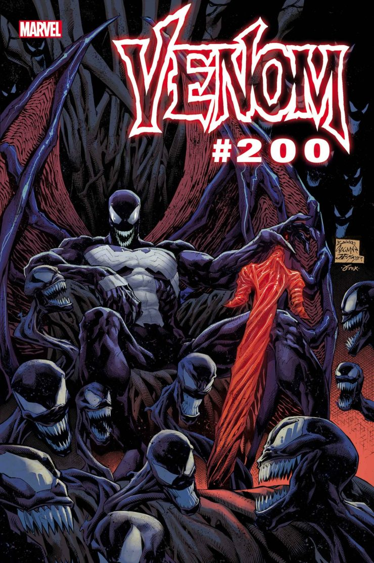 Venom #200 Ryan Stegman Donny Cates