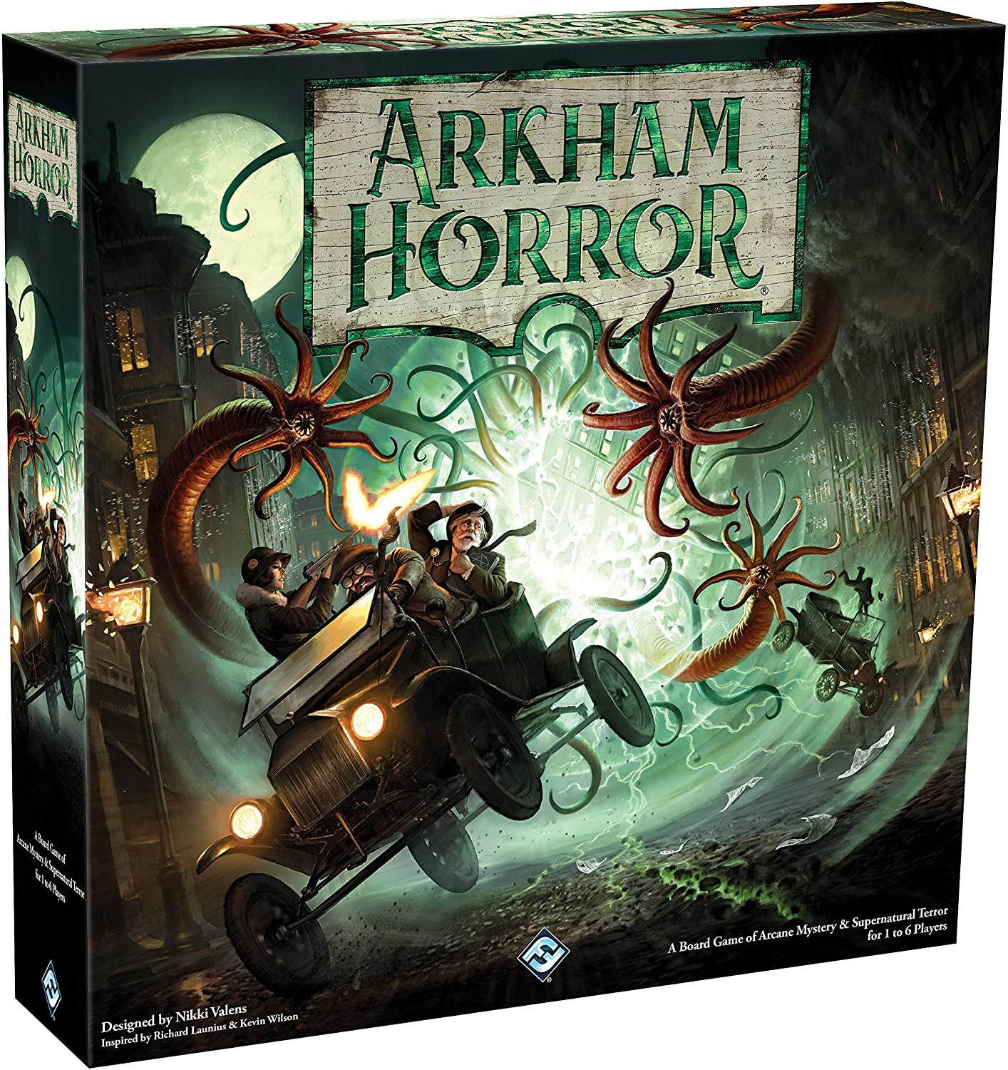 """""""Arkham Horror: The Card Game"""" review"""
