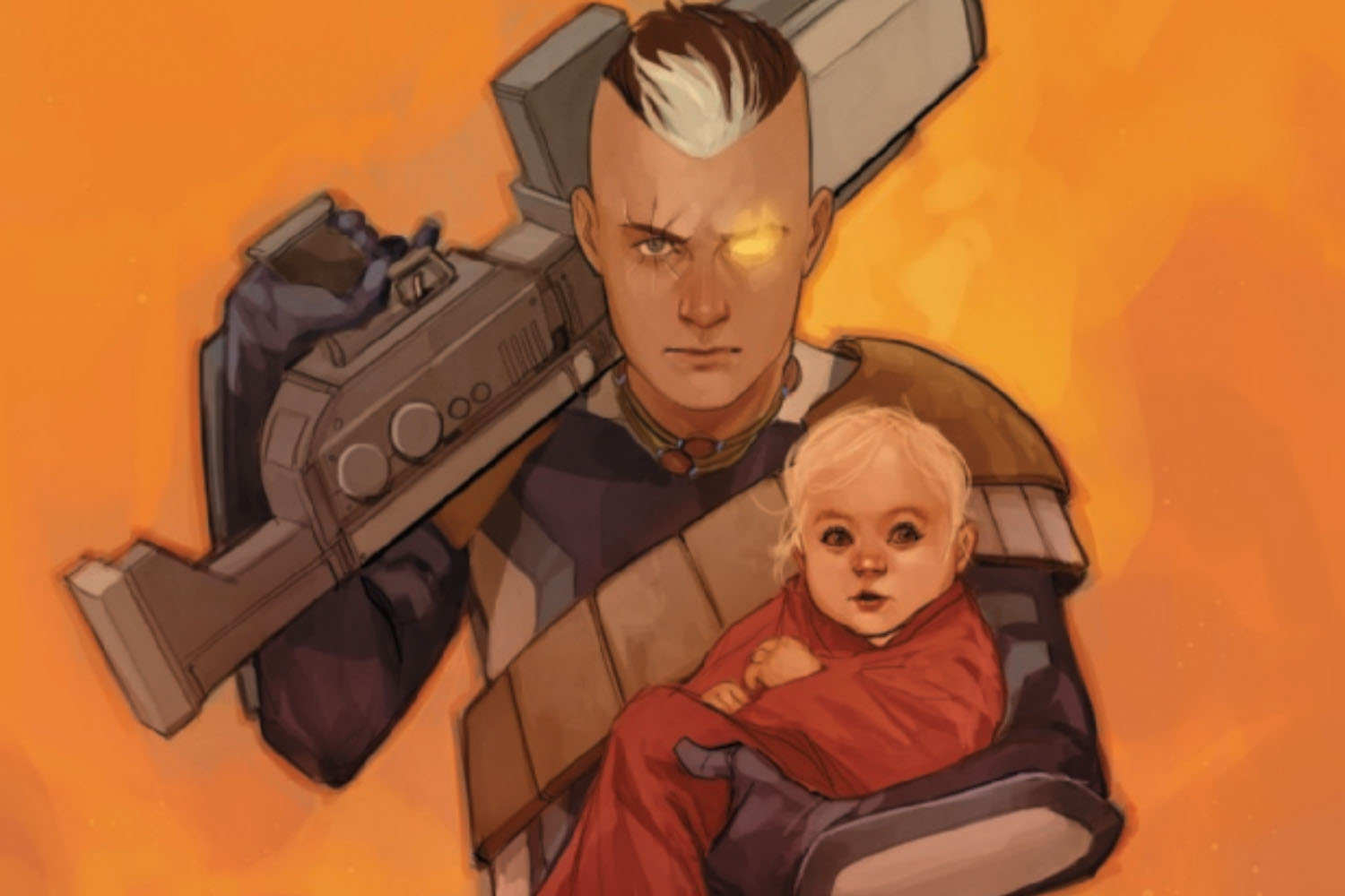 'Cable' #7 review