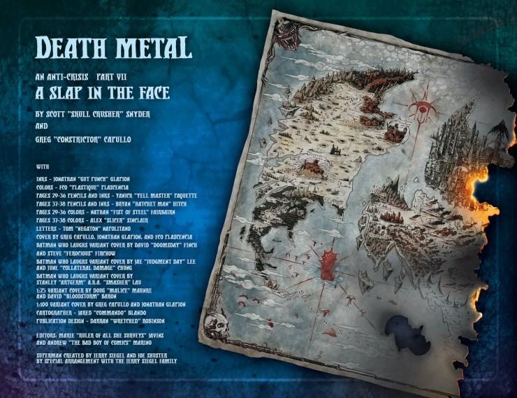 Dark Nights: Death Metal (2020-) #7