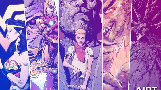 Fantastic Five: Week of January 6, 2021