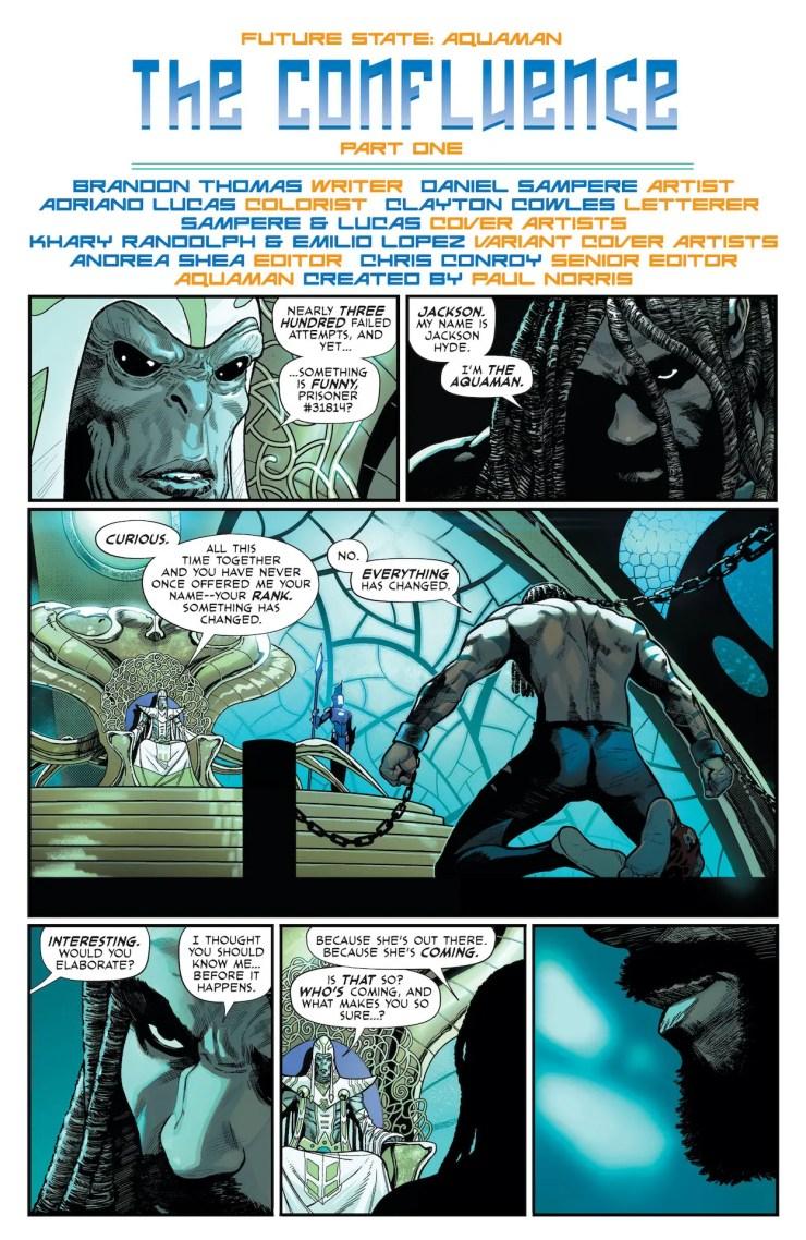 Future State: Aquaman (2021-) #1