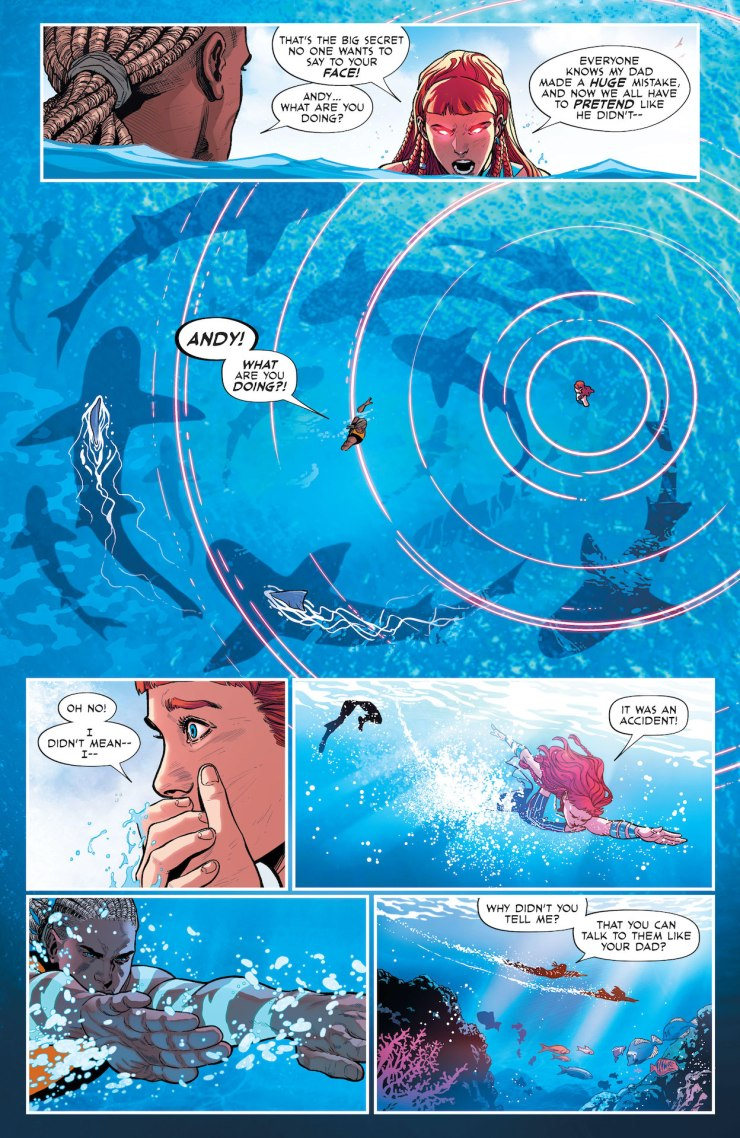 DC Preview: Future State Aquaman #1