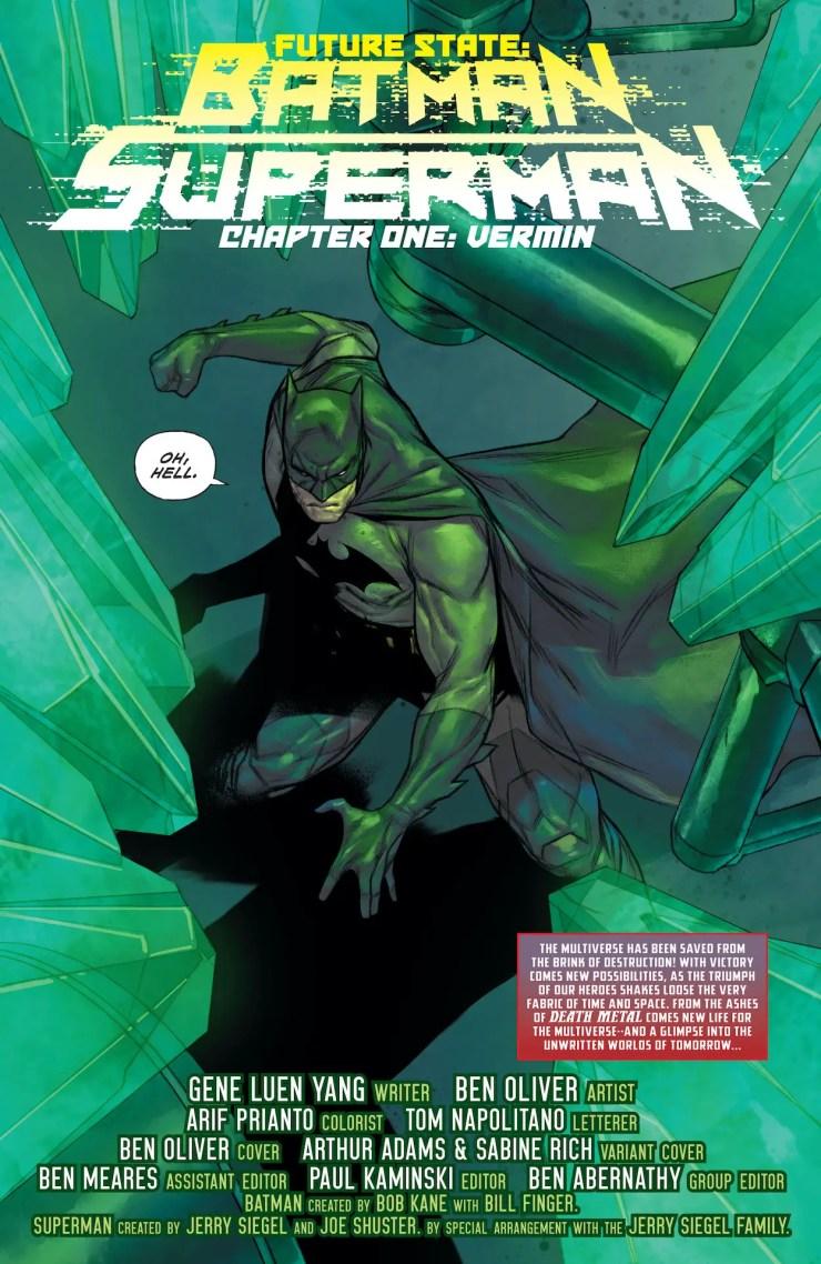 Future State: Batman/Superman (2021-2021) #1