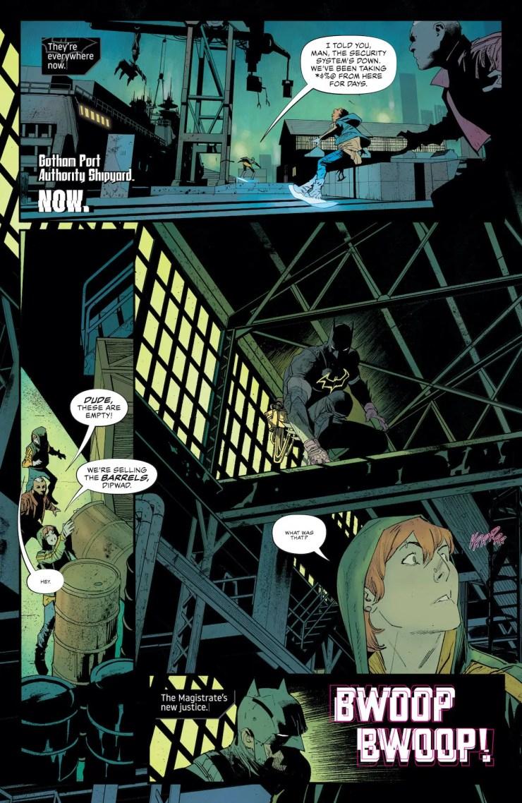'Future State: Dark Detective' #2 review