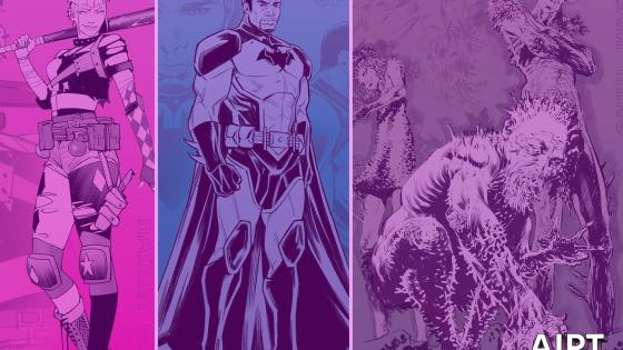 DC Comics sends 6 'DC Future State' titles back to print