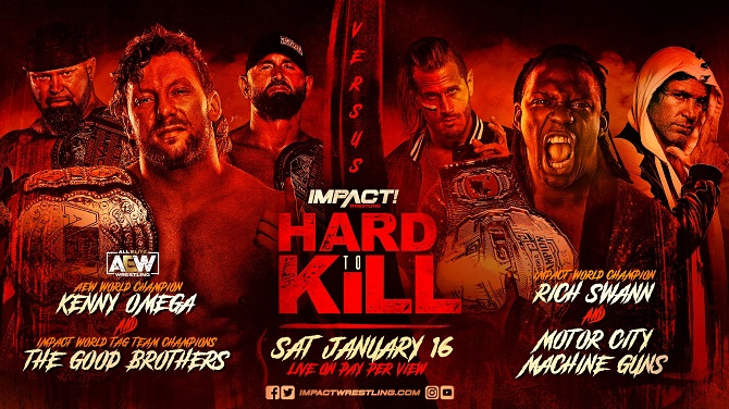 A guide to January 2021's stacked month of wrestling