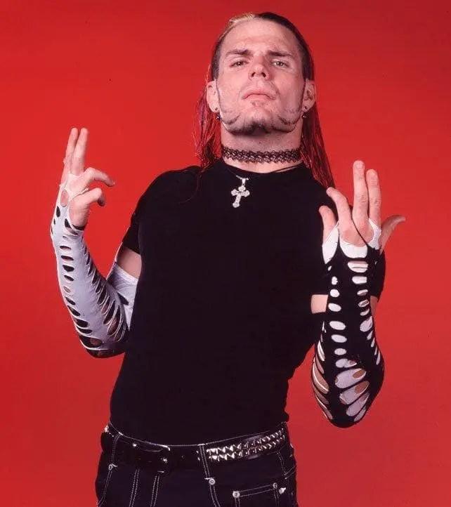 wrestling Jeff Hardy