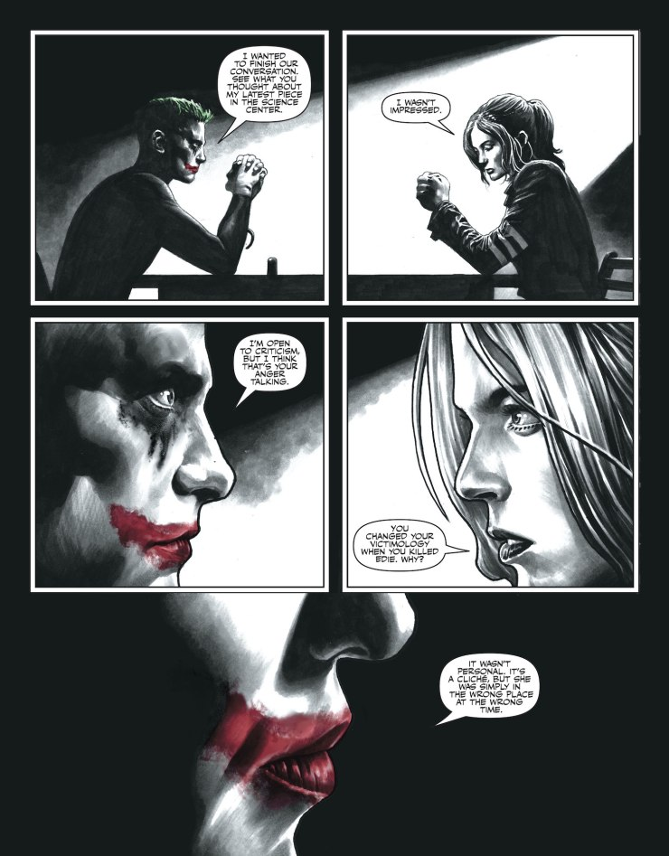 DC Preview: Joker/Harley: Criminal Sanity #7