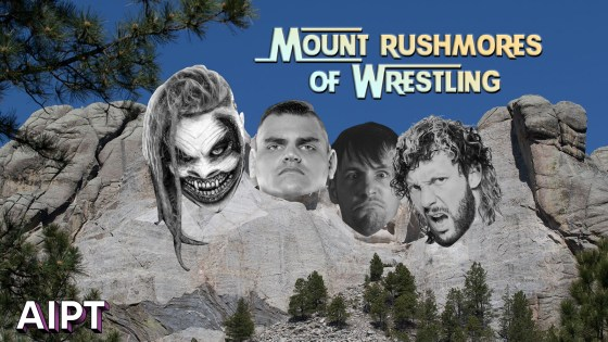 Mt. Rushmores of Wrestling: best matches of 2020