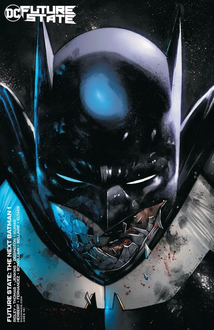 Future State: The Next Batman (2021-2021) #1
