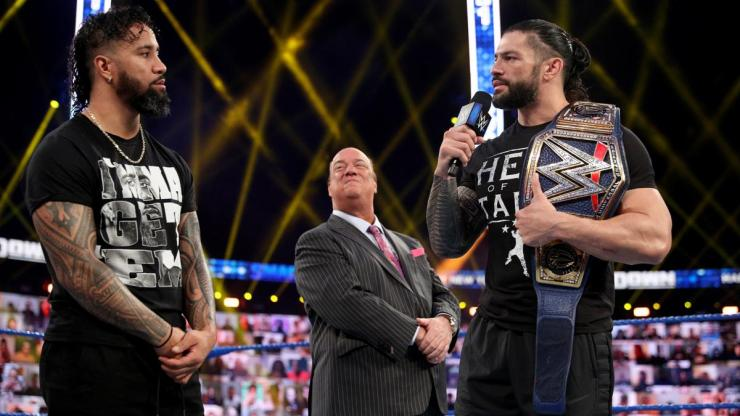 SmackDown: WWE is spinning its wheels to start the New Year
