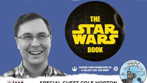 Talkin' Tauntauns Podcast Episode 45: Author Cole Horton