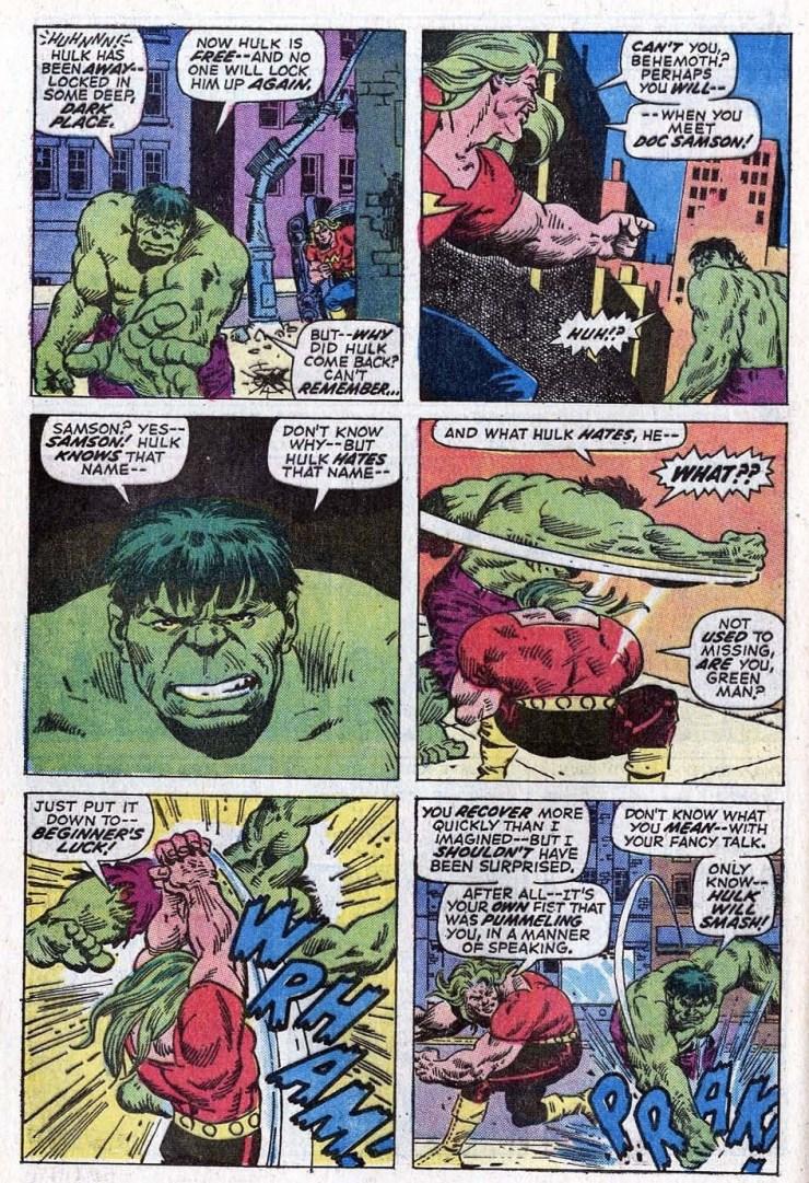 The Incredible Hulk: Who Will Judge the Hulk?