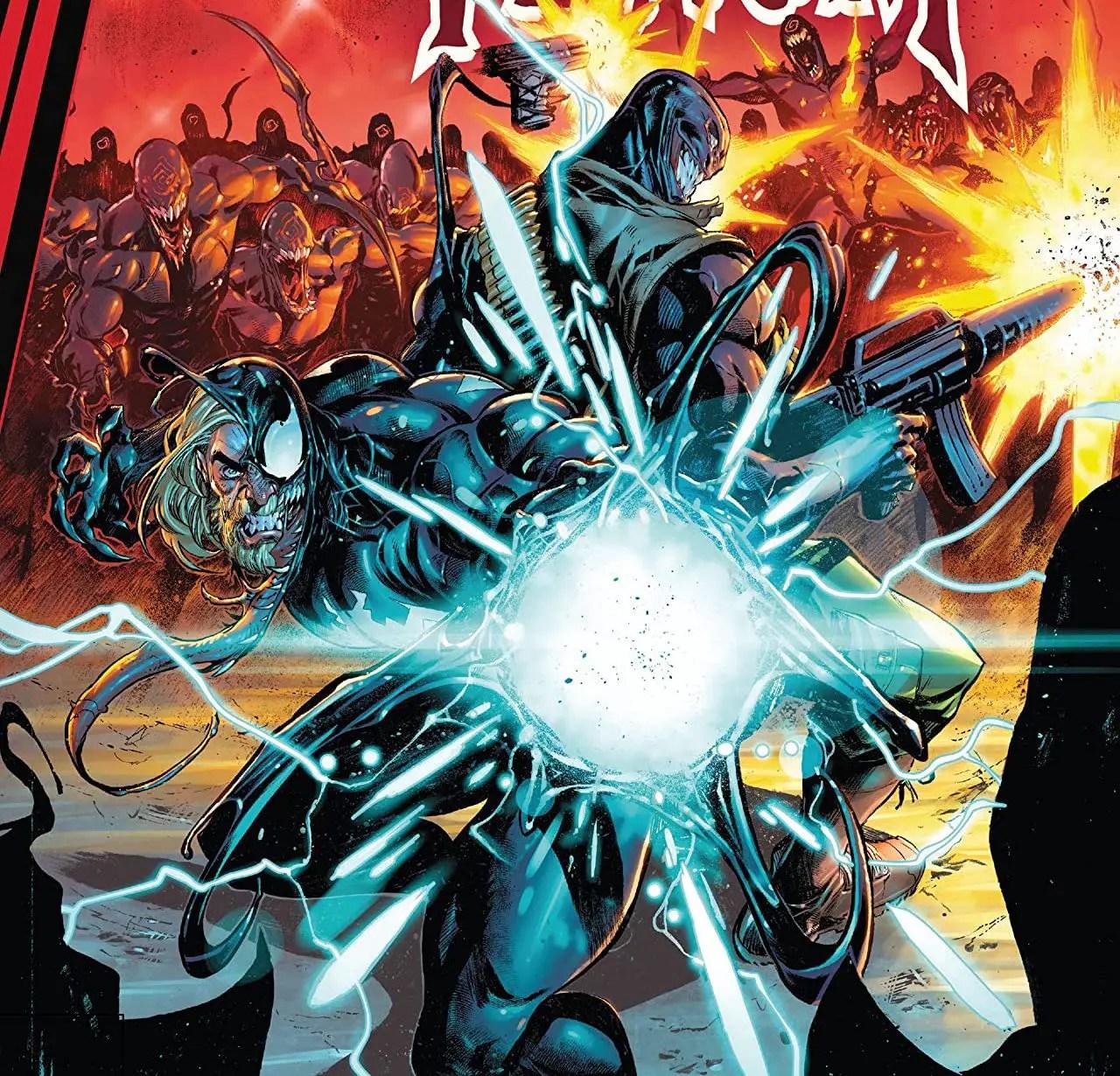 'Venom' #32 review