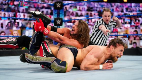 SmackDown: Royal Rumble go-home show