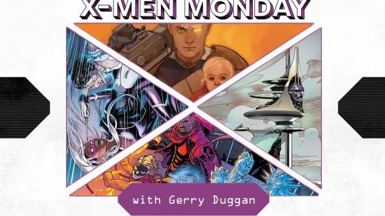 X-Men Monday #91 – Gerry Duggan Answers Your Cable & Marauders Questions