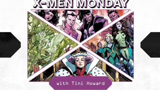 X-Men Monday #92 – Tini Howard Answers Your Excalibur Questions