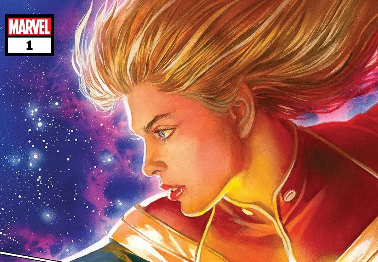 Marvels Snapshots: Captain Marvel