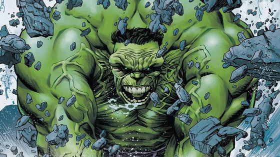 Immortal Hulk: Flatline