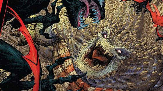EXCLUSIVE Marvel Preview: King In Black: Planet Of The Symbiotes #2