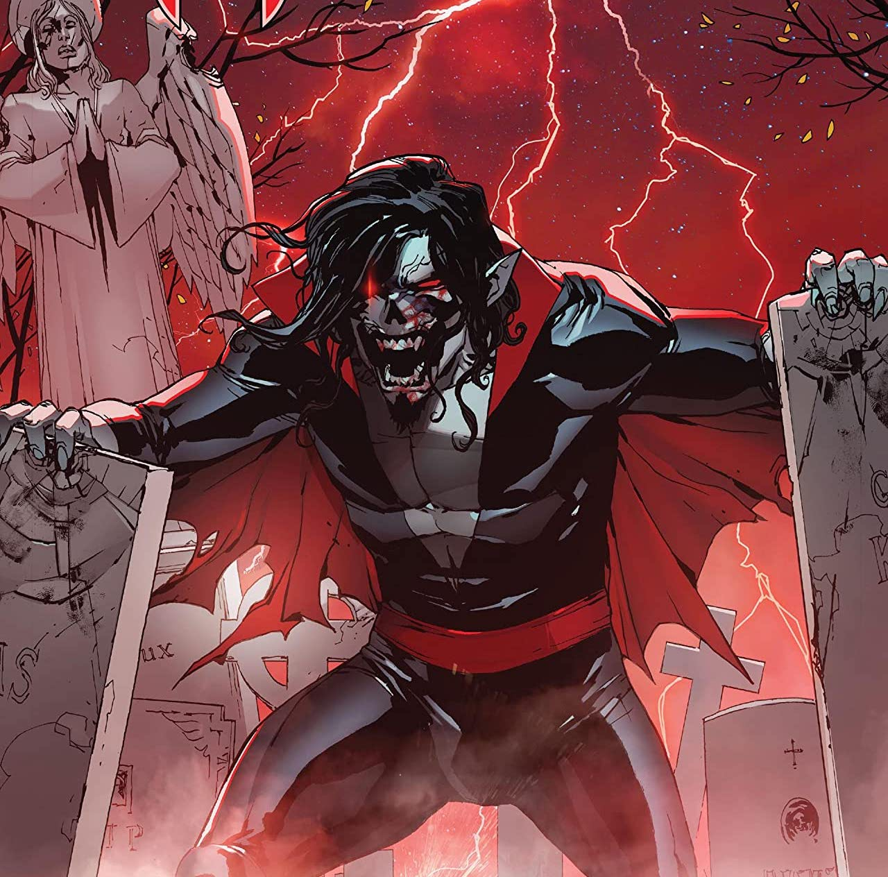 'Morbius: Bond of Blood' #1 review