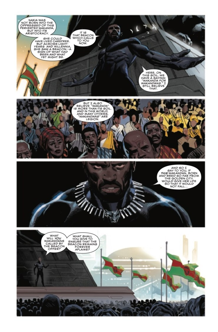 Marvel Preview: Black Panther #23