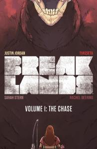 Breaking down 'Breaklands' with series writer Justin Jordan