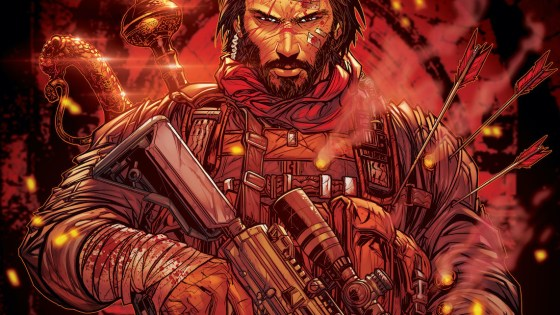 BOOM! Studios and Keanu Reeves' 'BRZRKR' headed to Netflix