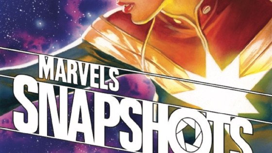 Marvel Preview: Captain Marvel: Marvels Snapshots #1