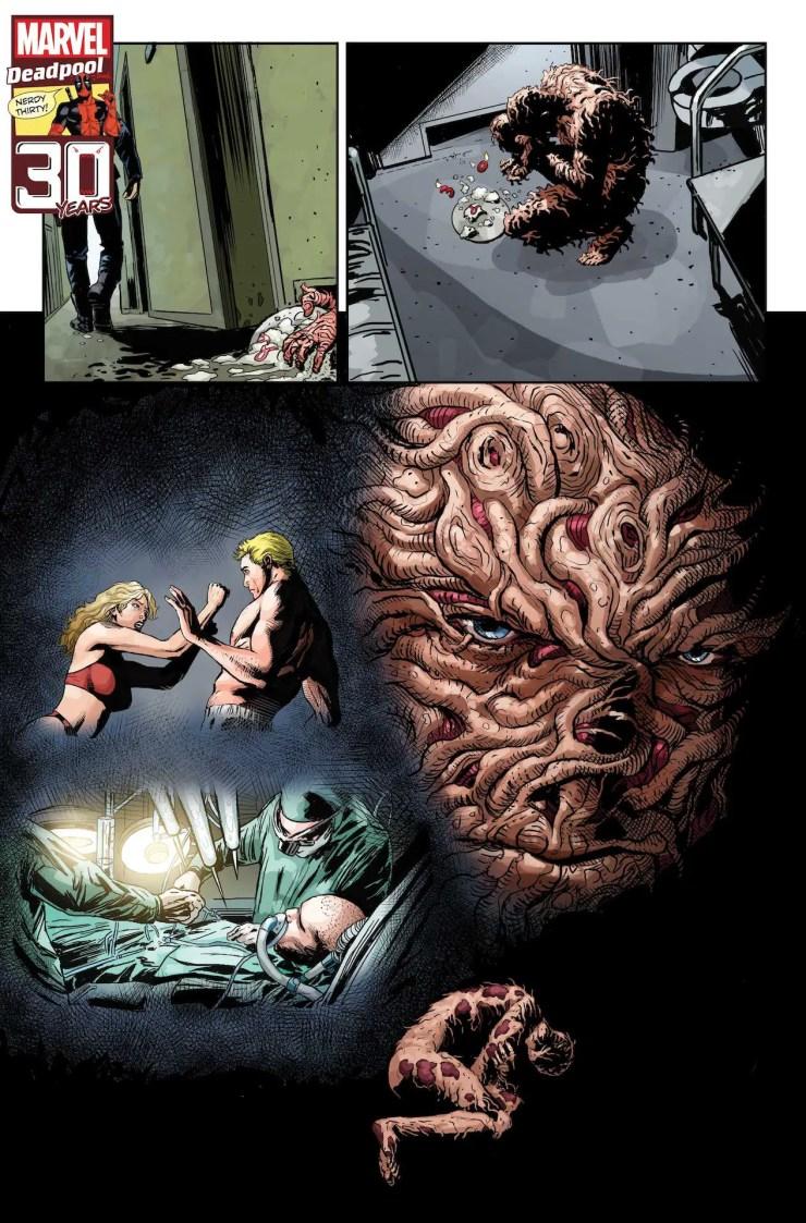 Marvel First Look: Deadpool Nerdy 30 #1