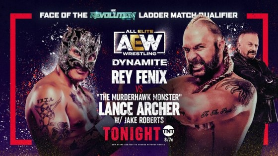 Body bags and busted brackets on AEW Dynamite