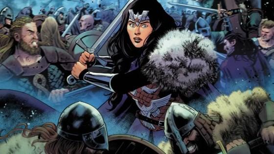 Wonder Woman 770 cover, Travis Moore