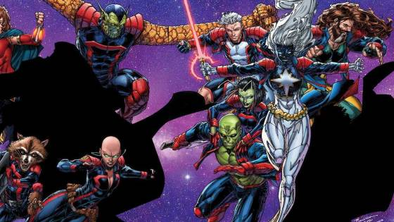 Marvel fills in gaps for new 'Guardians of the Galaxy' lineup
