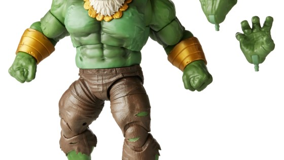 Marvel Legends Deluxe Maestro revealed